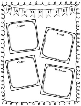 End of Year Memory Book (Multiple Grade Levels)