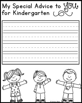 End of Year Memory Book Pages [Kindergarten]