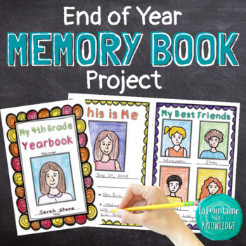End of Year Memory Book Project