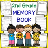 End of Year Memory Book- Second Grade