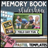 End of Year Slideshow Templates | Digital | Google Slides