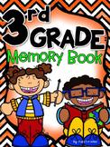 End of Year Memory Book: Third Grade