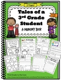 End of Year Memory Book - Third Grade