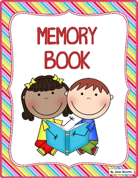 End of Year Memory Book for Kinders and Firsties - FREE