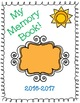 End of Year Memory Book (summer theme)