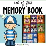 End of Year Memory Lap Book
