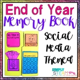 End of Year Memory Lapbook 21st Century Themed