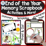 End of Year Memory Scrapbook