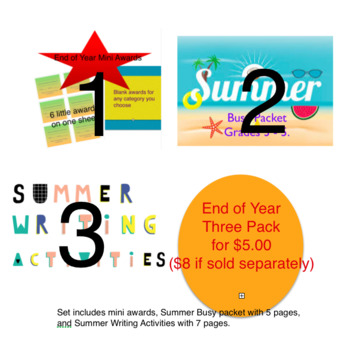 End of Year Multi-pack