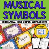 Music Game - Musical Symbols