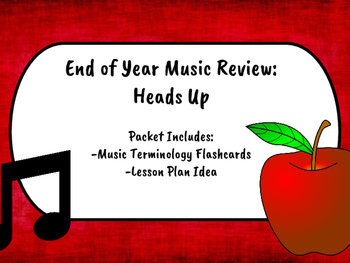 End of Year Music Review: Heads Up