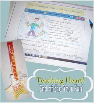 End of Year Online News and Starburst Gift Tag!