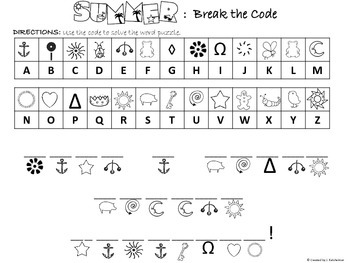 End of Year PUZZLES (Includes 7 Puzzles with Answer Keys!)