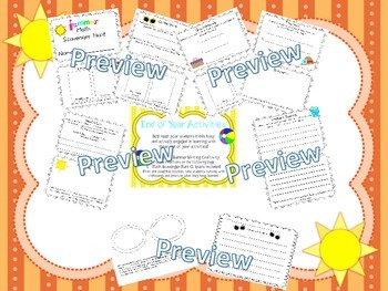 End of Year Pack - behavior supports, classroom awards, fun activities and more
