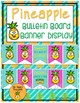 End of Year Pineapple Banners