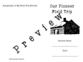 Pioneer Field Trip