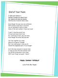 End of Year Poem for 2020
