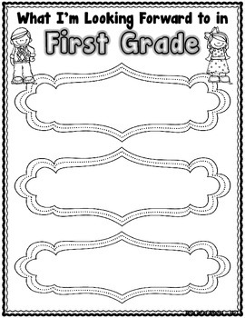 End of Year Printables: K-5