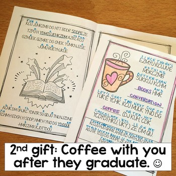 End of Year Puzzle Cards Student Gifts #EOYGiftsforBigKids