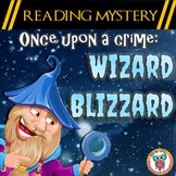 End of Year Reading Mystery Activity: WIZARD BLIZZARD! Reading Comprehension