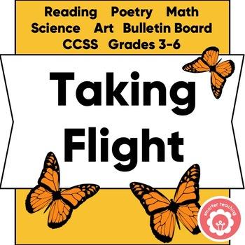 Beginning Or Ending The Year: Taking Flight