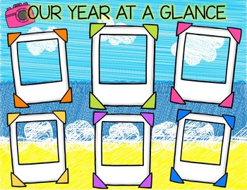 End of Year Reflection Activity
