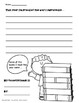 End of Year Reflections Worksheet