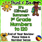 End of Year Review: First Grade Numbers & Place Value (NBT)