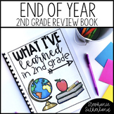 2nd Grade Review Packet | Printable Distance Learning