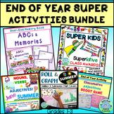 End of Year SUPER ACTIVITIES SUPER BUNDLE