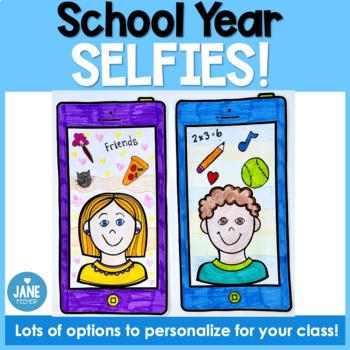 School Year Selfies