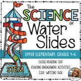 End of Year - Science of Water Slides - STEM Challenge & Unit - Teambuilding