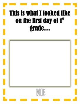 Scrapbook Pack - Prek, Kindergarten, or 1st Grade