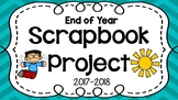 End of Year Scrapbook Project