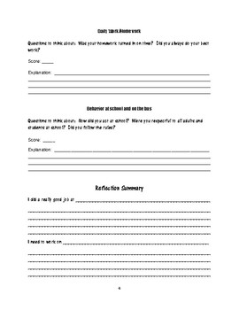 End-of-Year Self-Assessment for Students