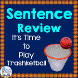 Sentences (Structures, Types, Problems) Review Game