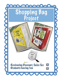 End of the Year Project - Shopping Bag - EDITABLE