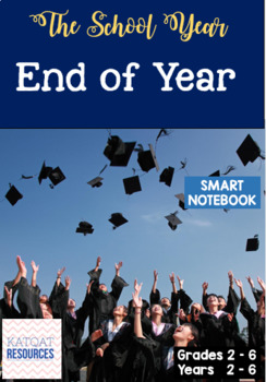 End of Year Smartboard resource