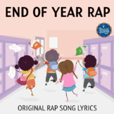 End of the Year Rap Song Lyrics