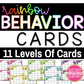 Editable End of Year Sticker Card Behavior Incentive
