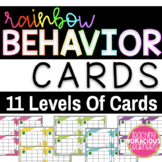 Editable Sticker Card Behavior Incentive