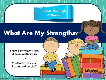 End of Year Strengths Assessment (PK-1st)