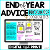 Digital End of Year Brochures