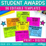 Student Awards | Editable Templates