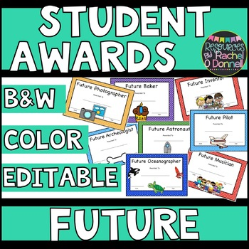End of Year 'Future' Student Awards