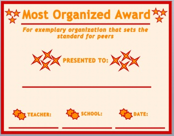End-of-Year Student Awards: Superlatives and Future Career Certificates