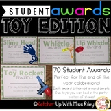 End of Year Student Awards- TOY Edition