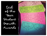 End of Year Student Growth Awards