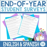 End of Year Student Survey - FREEBIE