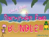 End of Year Summer Bundle-NO PREP!!